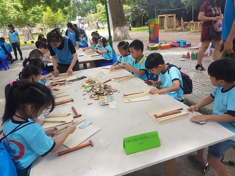Khóa Học Bán Trú Hè Cho Trẻ 6-12 Tuổi